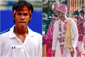 Somdev Devvarman shares his wedding photographs on Twitter