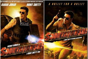 First look of Akshay Kumar's Sooryavanshi is out