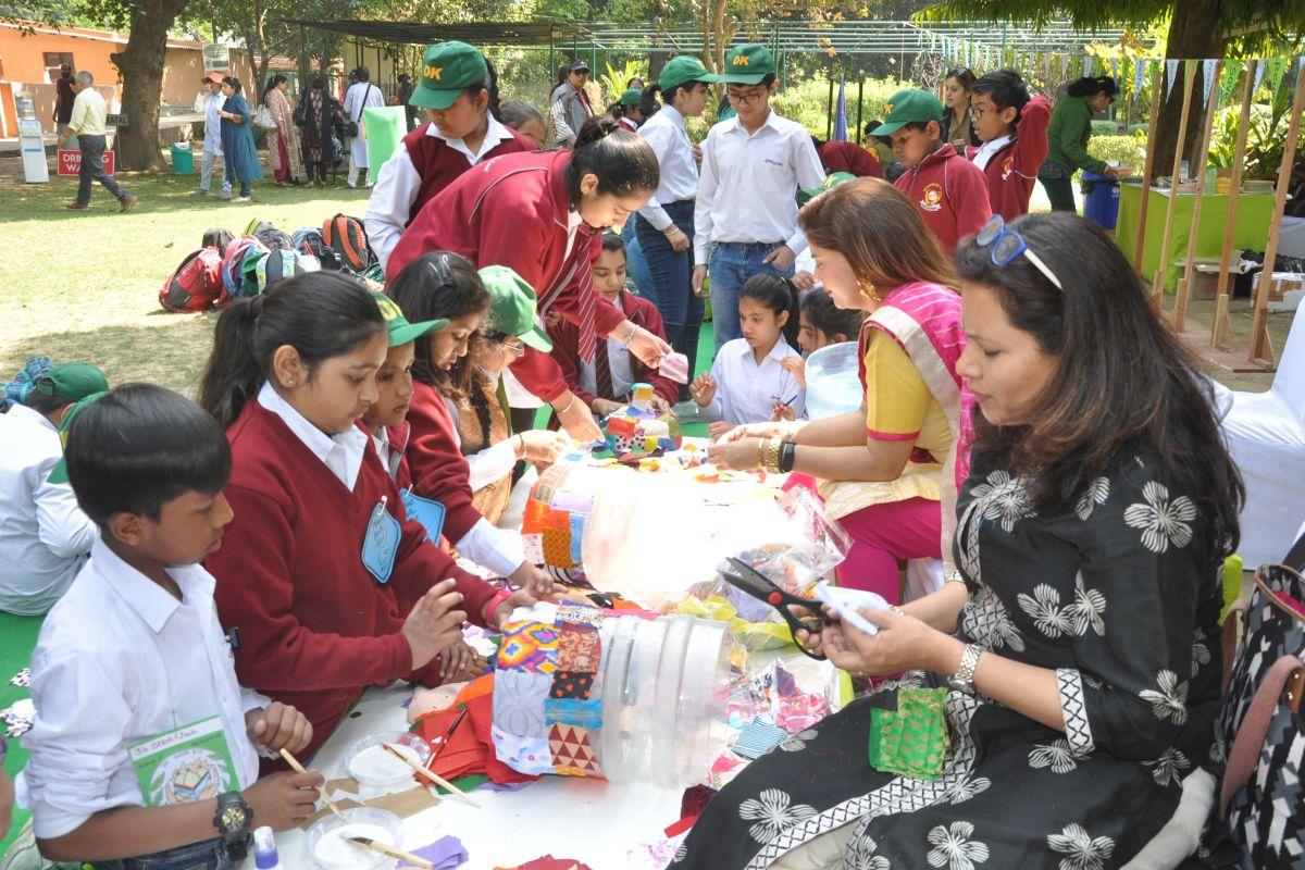 Springdales Schools host environmental science fest Hamara Paryavaran