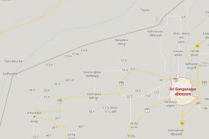 BSF shoots down Pakistani drone in Rajasthan's Sri Ganganagar