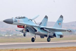 In high state of preparedness, ready to deal with any threat to country: IAF
