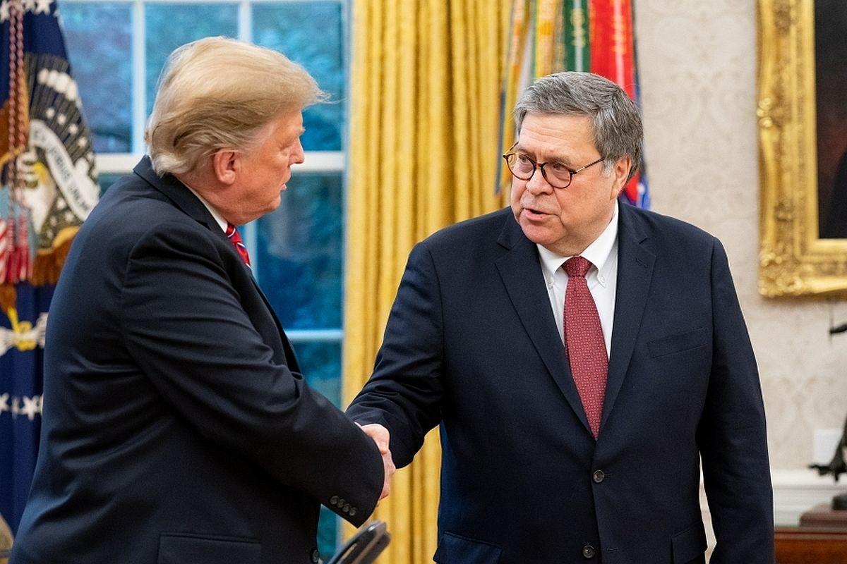 Mueller probe report