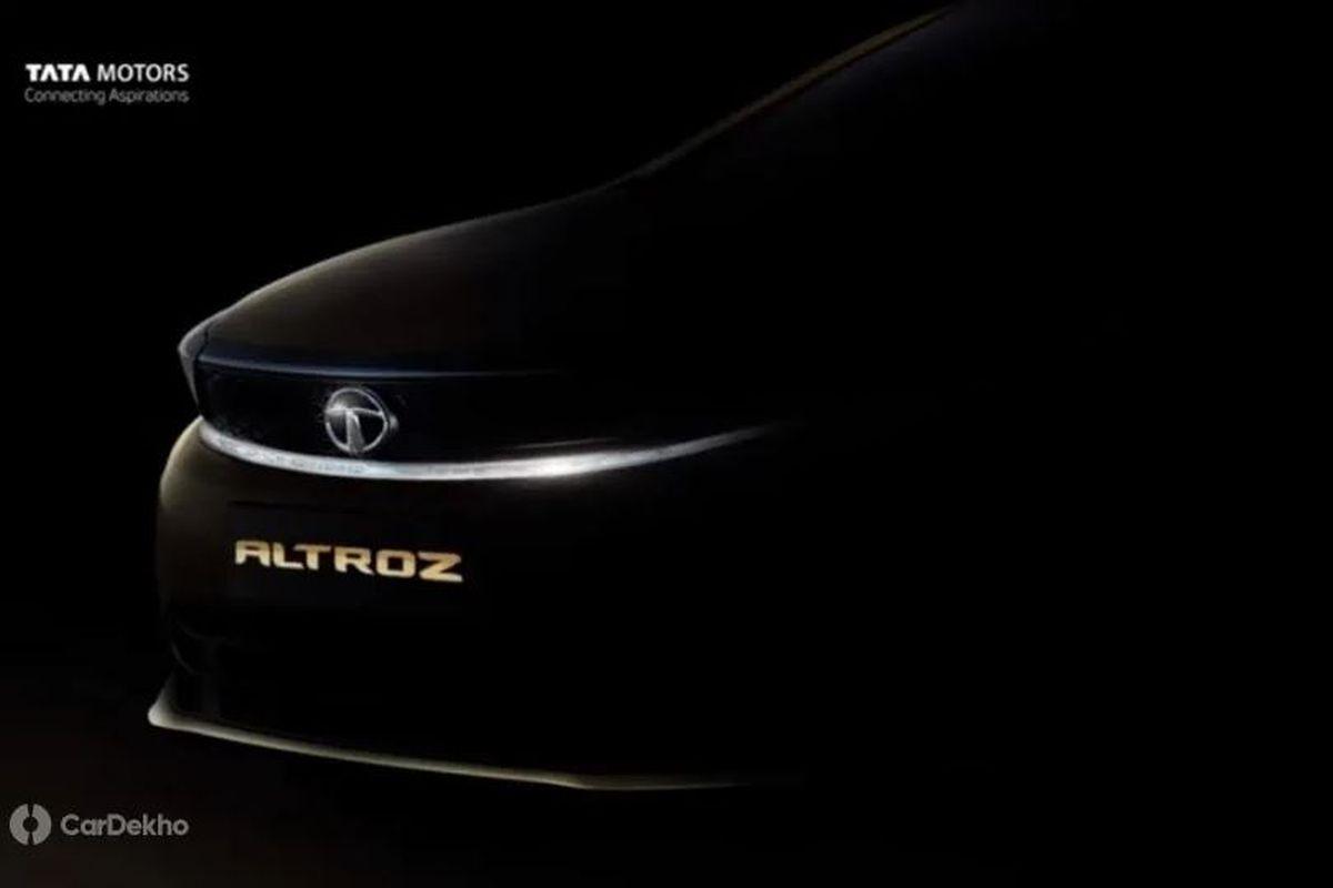 Tata teases Altroz ahead of 2019 Geneva reveal
