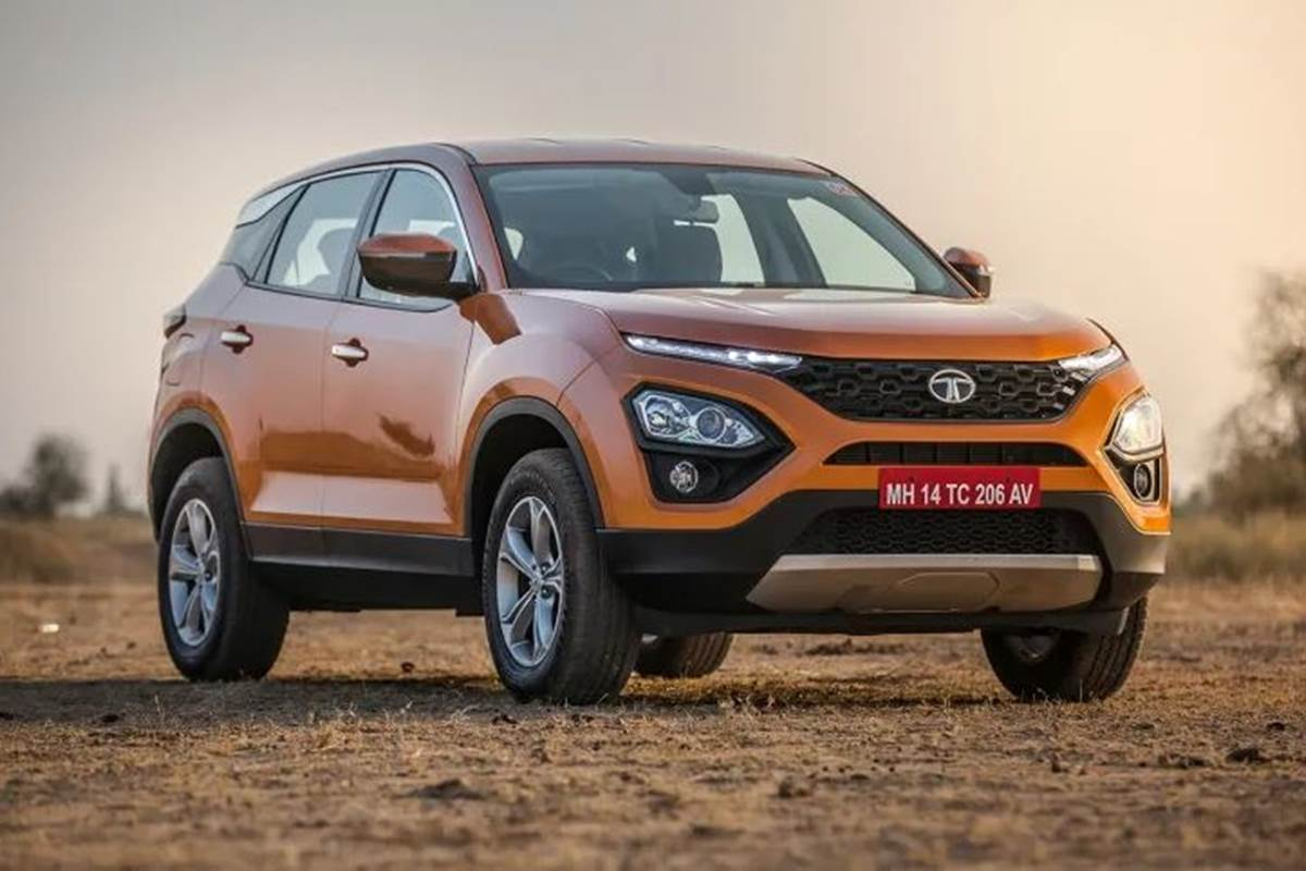 Tata Harrier and 7-seater Buzzard SUV to get 4×4 variants