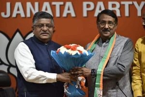 Senior Congress leader Tom Vadakkan joins BJP, says 'hurt' by party's doubt on integrity of armed forces