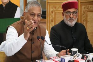 '250 casualty' figure an estimate based on people housed in buildings hit by IAF at Balakot: VK Singh