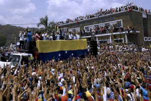 Venezuela's Guaido starts domestic tour to stir support