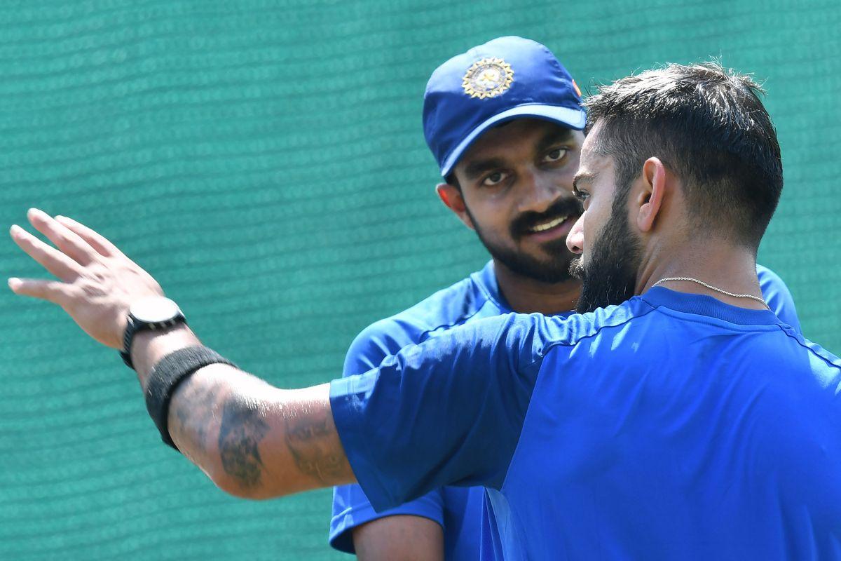 Virat Kohli, Vijay Shankar