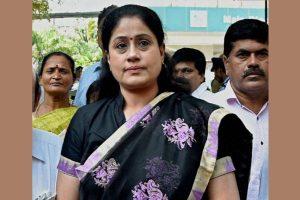 BJP takes swipe at Congress over Vijayashanti's remark on PM Modi