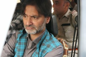 Centre bans Yasin Malik's JKLF under anti-terror law