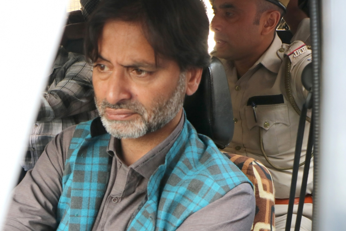 Centre, Yasin Malik, JKLF, Anti-terror law, Kashmiri Pandit