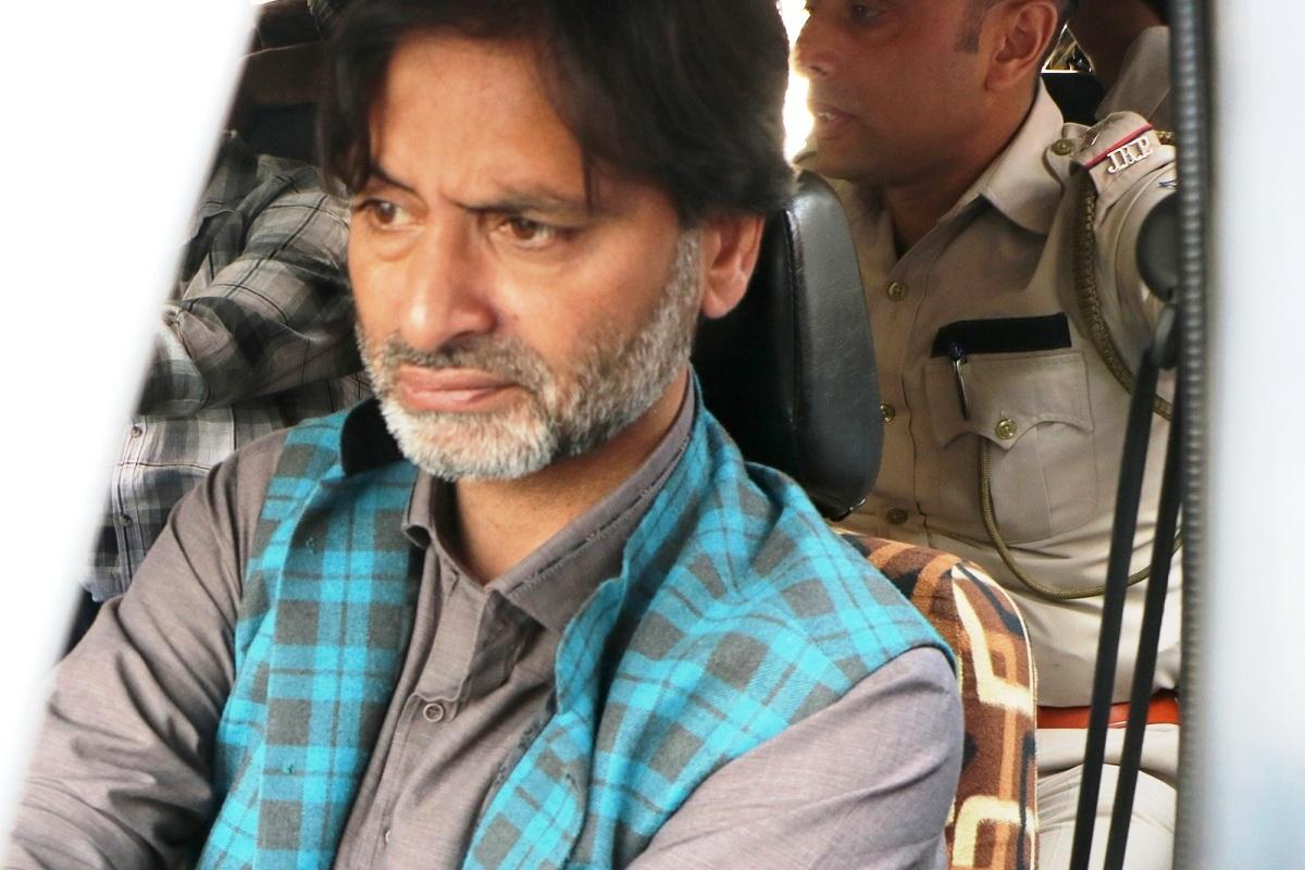 Yasin Malik, PSA, Jammu and Kashmir Liberation Front, JKLF, Public Safety Act, Kot-Bhalwal jail, Jammu, Srinagar, Jaish-e-Mohammad, JeM, Masood Azhar, Mehbooba Mufti, IAF, Jamaat-e-Islami, National Investigation Agency, NIA