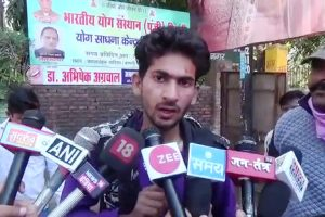 Muslim boy thrashed allegedly by BJP men over news channel talk show