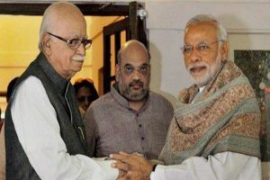 LK Advani 'extremely upset' after BJP replaces him with Amit Shah in Gandhinagar seat: Report