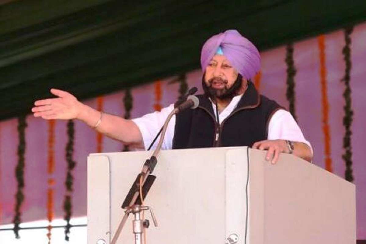 Stop use of armed forces for political gains: Amarinder Singh