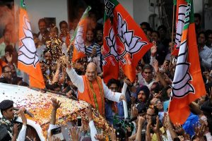 Amit Shah to file nomination from Gandhinagar today; mega rally to showcase NDA strength