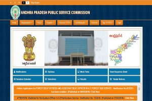 APPSC recruitment: Apply online for Forest and Assistant Beat Officer posts till March 27 at psc.ap.gov.in