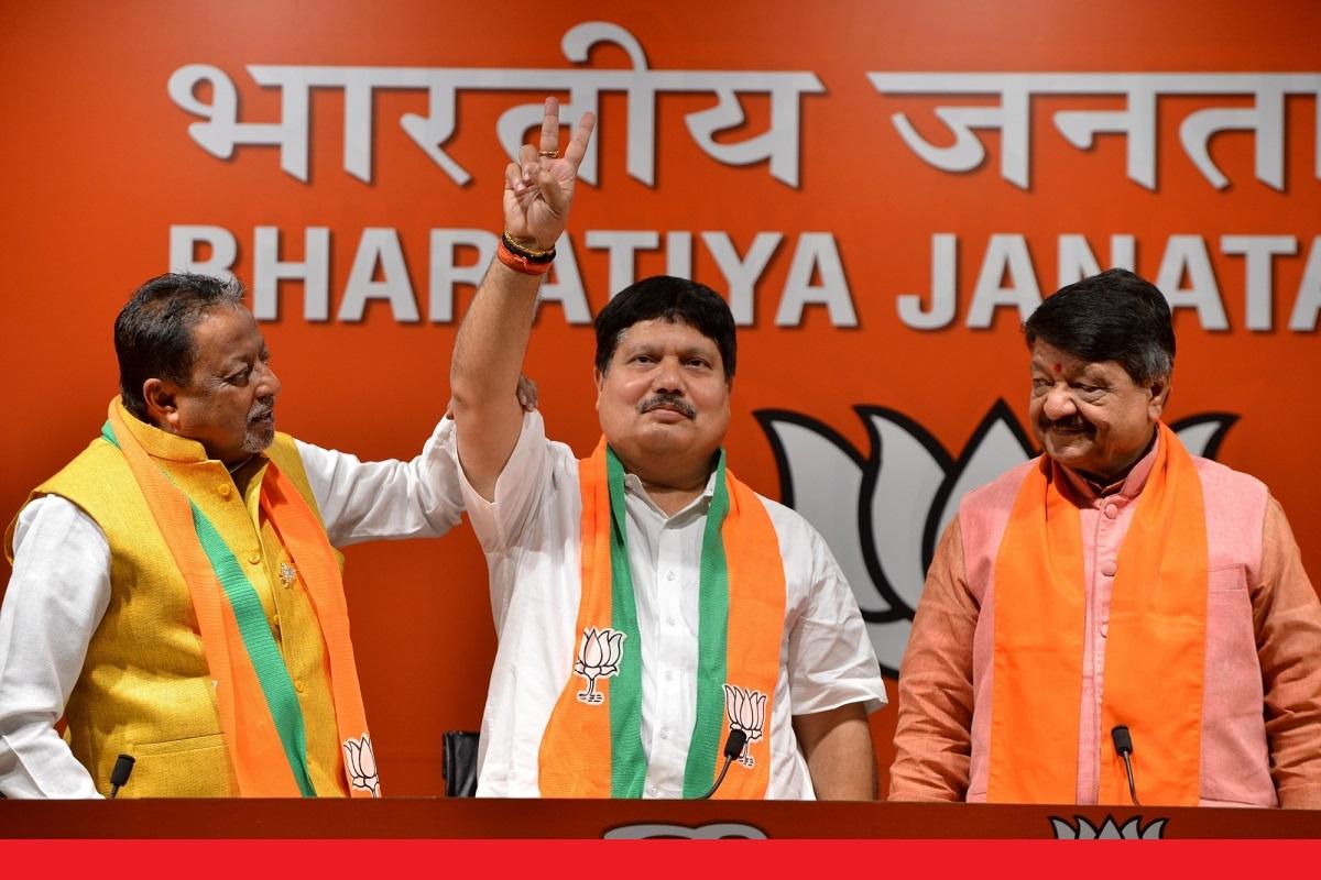 Arjun Singh, Trinamool Congress, TMC, BJP, Barrackpore, Mamata Banerjee, Abhishek Banerjee