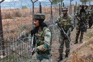 Woman killed, 7 civilians injured in Pak shelling; Indian forces kill 2 terrorists