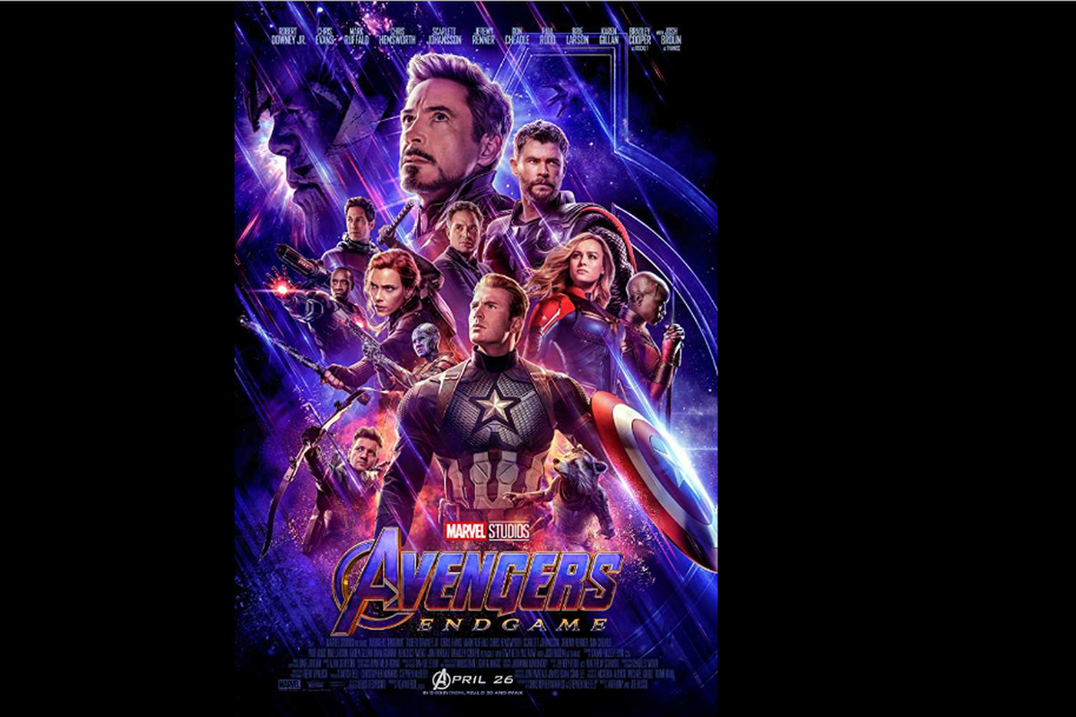 Marvel Studios' Avengers: Endgame – Official Trailer