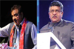 BJP drops Shatrughan Sinha from Bihar list, Ravi Shankar Prasad replaces him on Patna Sahib seat