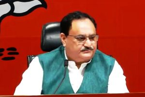 JP Nadda slams Mamata Banerjee for anarchy in Bengal