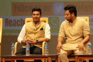LS polls | In surprise call, BJP names 'young turk' Tejaswi Surya for Bangalore South