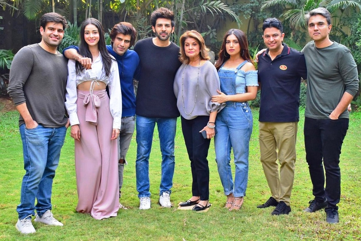 Pati Patni Aur Who, Kartik Aaryan, BR Chopra, Bhumi Pednekar, Ananya Panday, Student of The Year