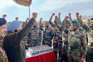 Amarinder Singh urges Pakistan to release PoWs from 1971 war