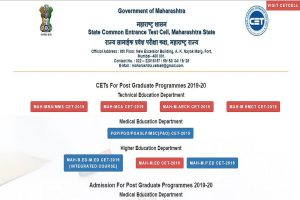 MAH MCA CET 2019 admit cards released at cetcell.mahacet.org | Maharashtra SET