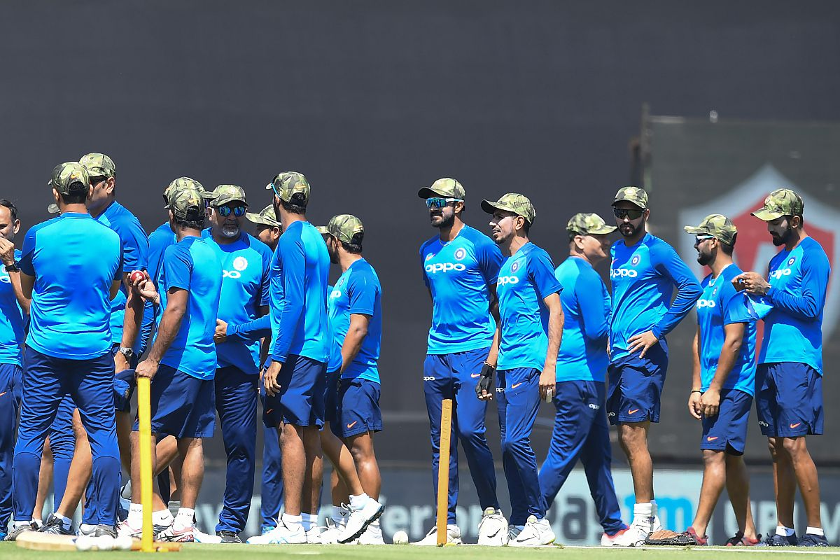 Pakistan seeks ICC action against India for donning Army caps during match against Australia