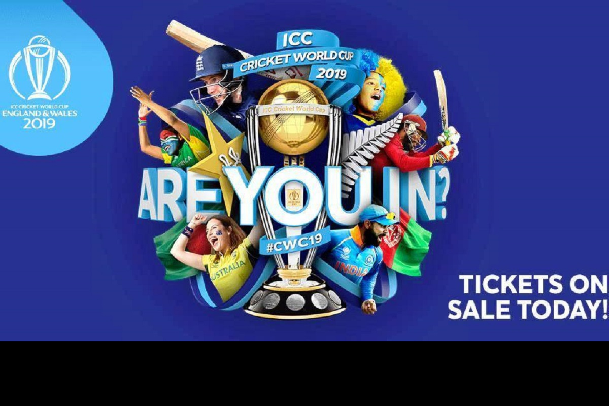 Cricket World Cup tickets, World Cup, ICC World Cup, England, India, Pakistan, Australia, ICC Men's Cricket World Cup 2019, CWC19