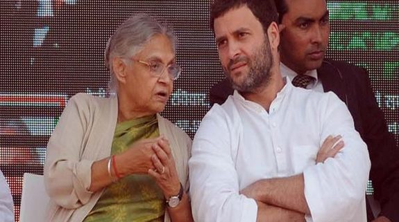 LS polls | Sheila Dikshit writes to Rahul Gandhi, says alliance with AAP will harm Congress
