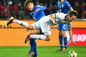 Italy begin Euro 2020 campaign, beat Finland 2-0