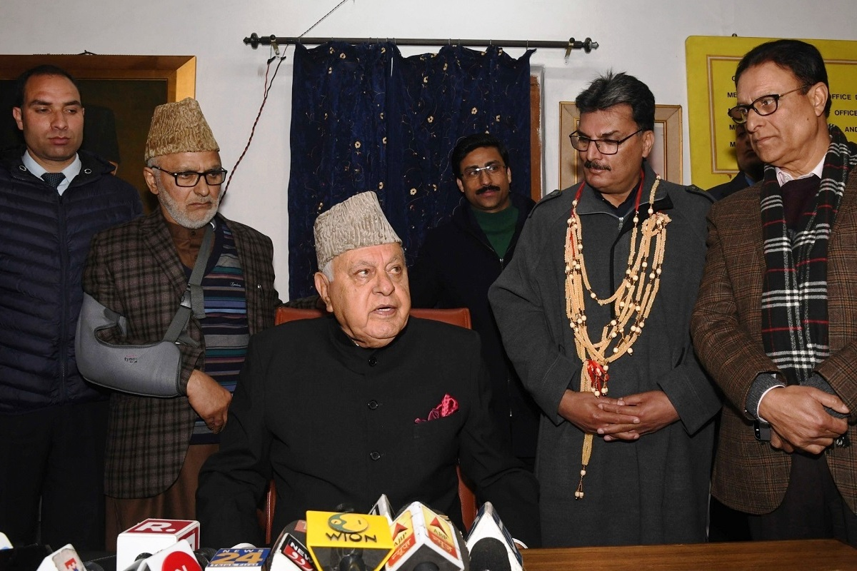 Farooq Abdullah, Balakot, Lok Sabha polls, Jammu and Kashmir, National Conference, Omar Abdullah, Rajnath Singh, Election Commission of India, ECI
