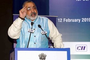 Union Minister Giriraj Singh gets taste of his own 'traitor' remark