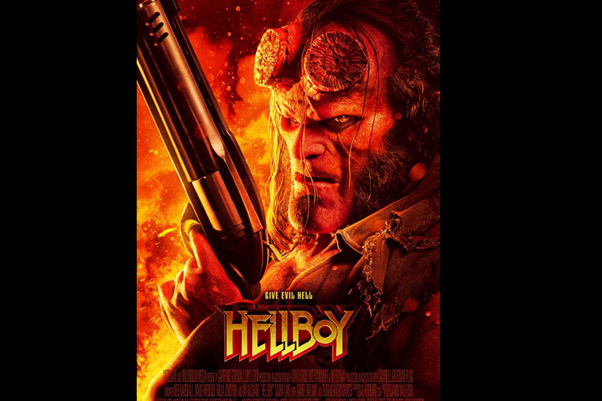 'Hellboy' to release in India in April
