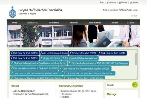 HSSC results: Constable final results declared at hssc.gov.in, check direct link here