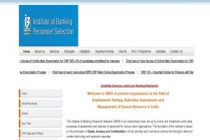 IBPS SO Main examination scorecards released for shortlisted candidates at ibps.in