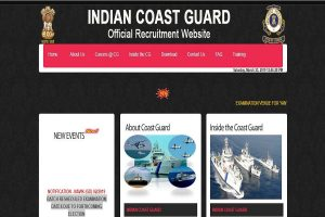 Indian Coast Guard releases Yantrik admit cards at joinindiancoastguard.gov.in | Direct link to download here