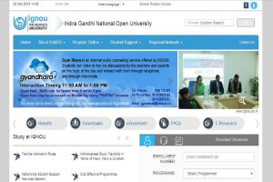 IGNOU June TEE 2019: Last date for form filling without late fee extended to April 15, apply now at ignou.ac.in