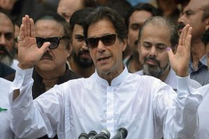 Not worthy of Nobel Peace Prize, must be given to one who solves Kashmir dispute: Imran Khan