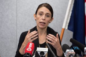 New Zealand PM takes pay cut as coronavirus pandemic affects economy