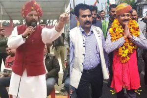 Lal Singh likely to play spoilsport on 2 Jammu Lok Sabha seats