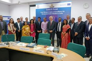 Jawaharlal Nehru University inaugurates Centre of Excellence for EU Studies