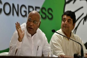 Mallikarjun Kharge declines Govt invite to Lokpal selection panel meet for seventh time