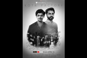"""The Viral Fever's  """"Kota Factory"""" trailer out"""