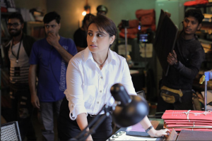 Rani Mukerji begins shooting for Mardaani 2