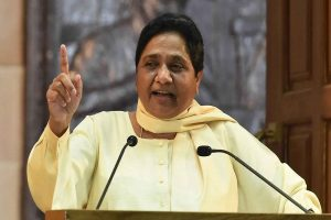 'Don't be disheartened': Mayawati won't contest LS polls, but hints can still be PM