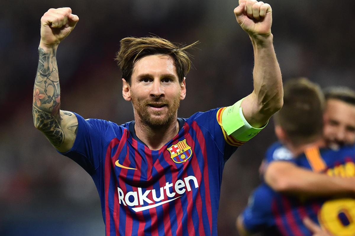 Madrid, Argentina, Messi